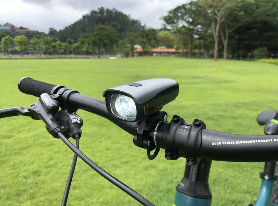 LF-10自行车灯LED自行车前灯德国stvzo赛特莱特